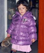Mia figlia Aschanti