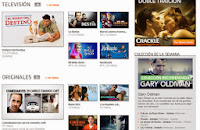 Crackle, ver películas y series de TV gratis por Internet