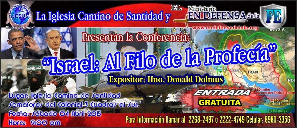 Conferencia de Profecía Bíblica