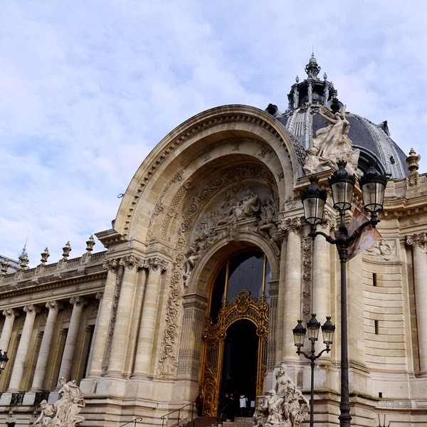 Petit Palais in Paris