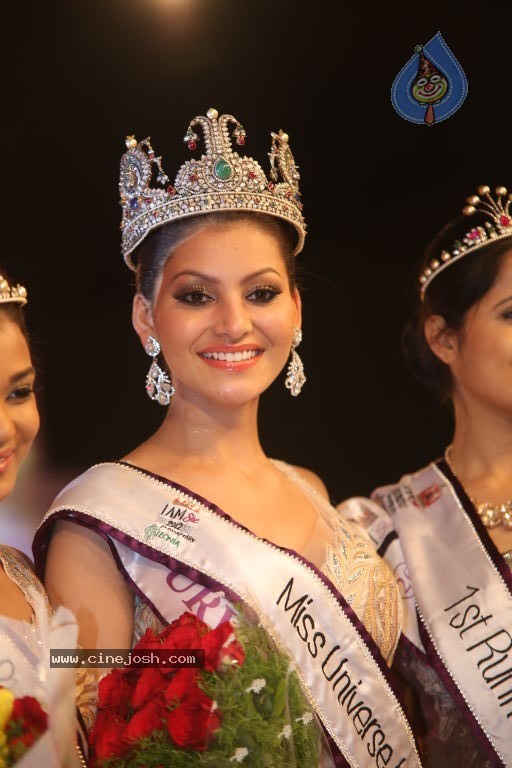 Miss Universe India 2012, Urvashi Rautela