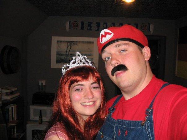 Video Game Halloween costume