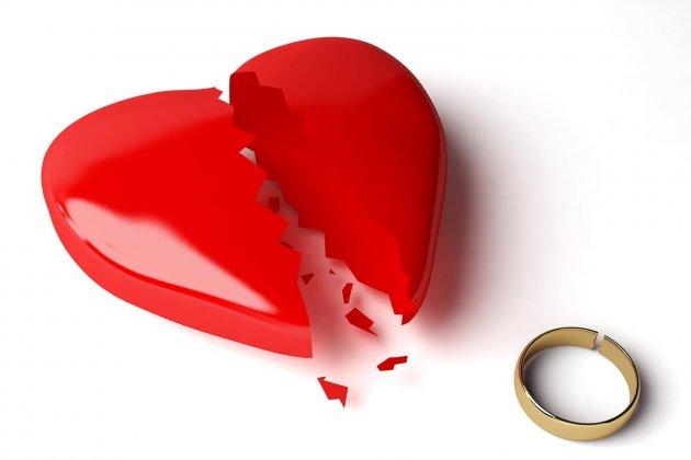 Slomljeno srce i burma pored njega