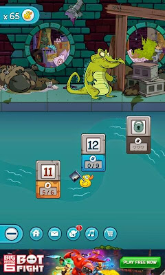 Game Android Where's My Water2 apk