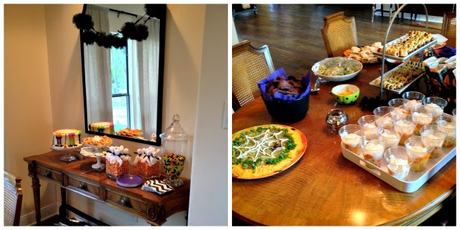 The Holland House: Party Food