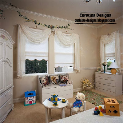 Roller blinds on the windows interiors designs ideas models for Blinds for kids rooms