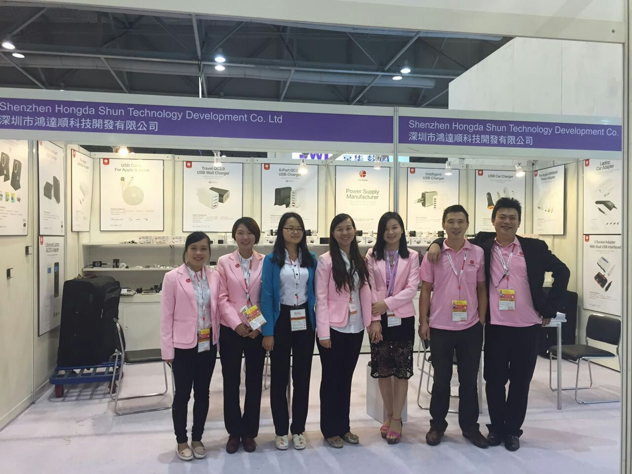 Shenzhen Hongda Shun Technology Development COltd