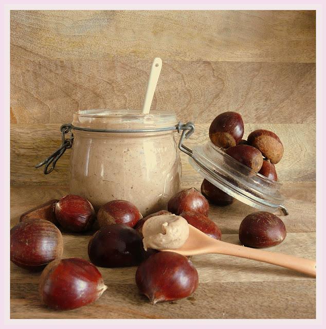 Flo bidouille en cuisine diy cr me de marron vanille et tonka - Cuire des marrons en conserve ...