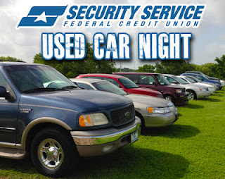 Used Car Night at the San Antonio Missions