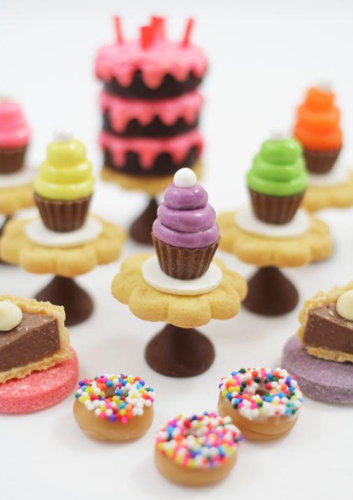 project denneler petite sweets for tiny tastebuds. Black Bedroom Furniture Sets. Home Design Ideas