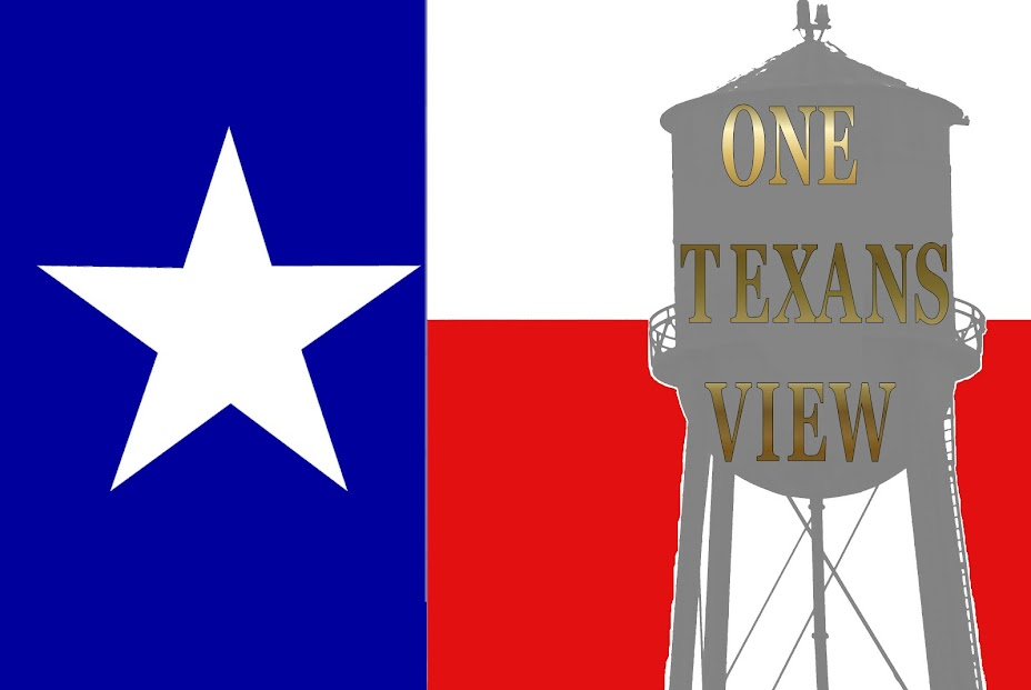 One Texan's View...
