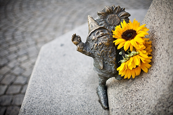 Krasnale wroclawskie - Zyczliwek