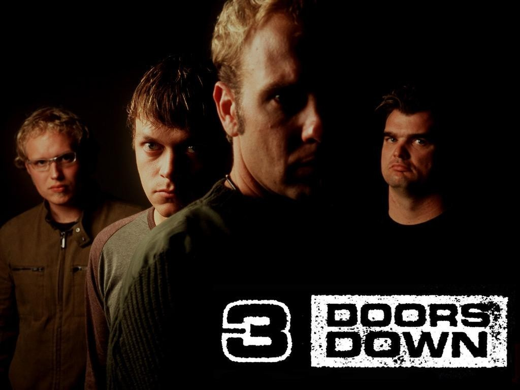 3 doors down here without you:
