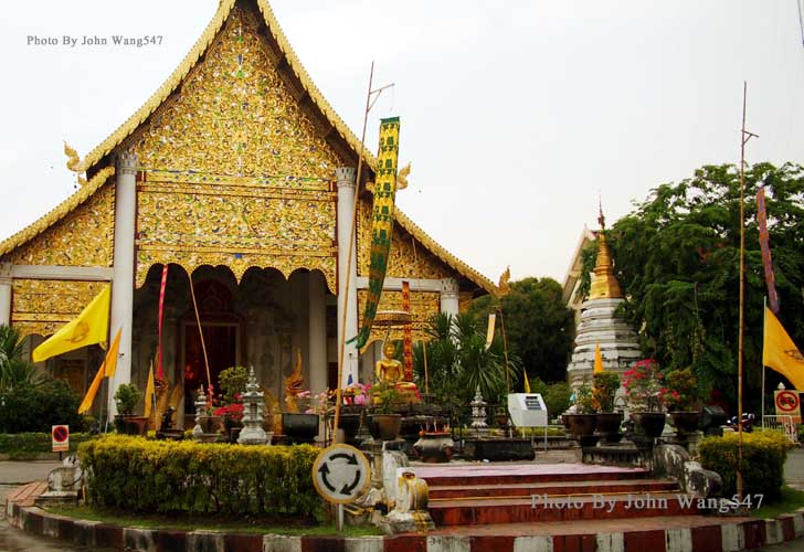 Wat Chedi Luang is My favorite temple in Chiang mai ~ How ...
