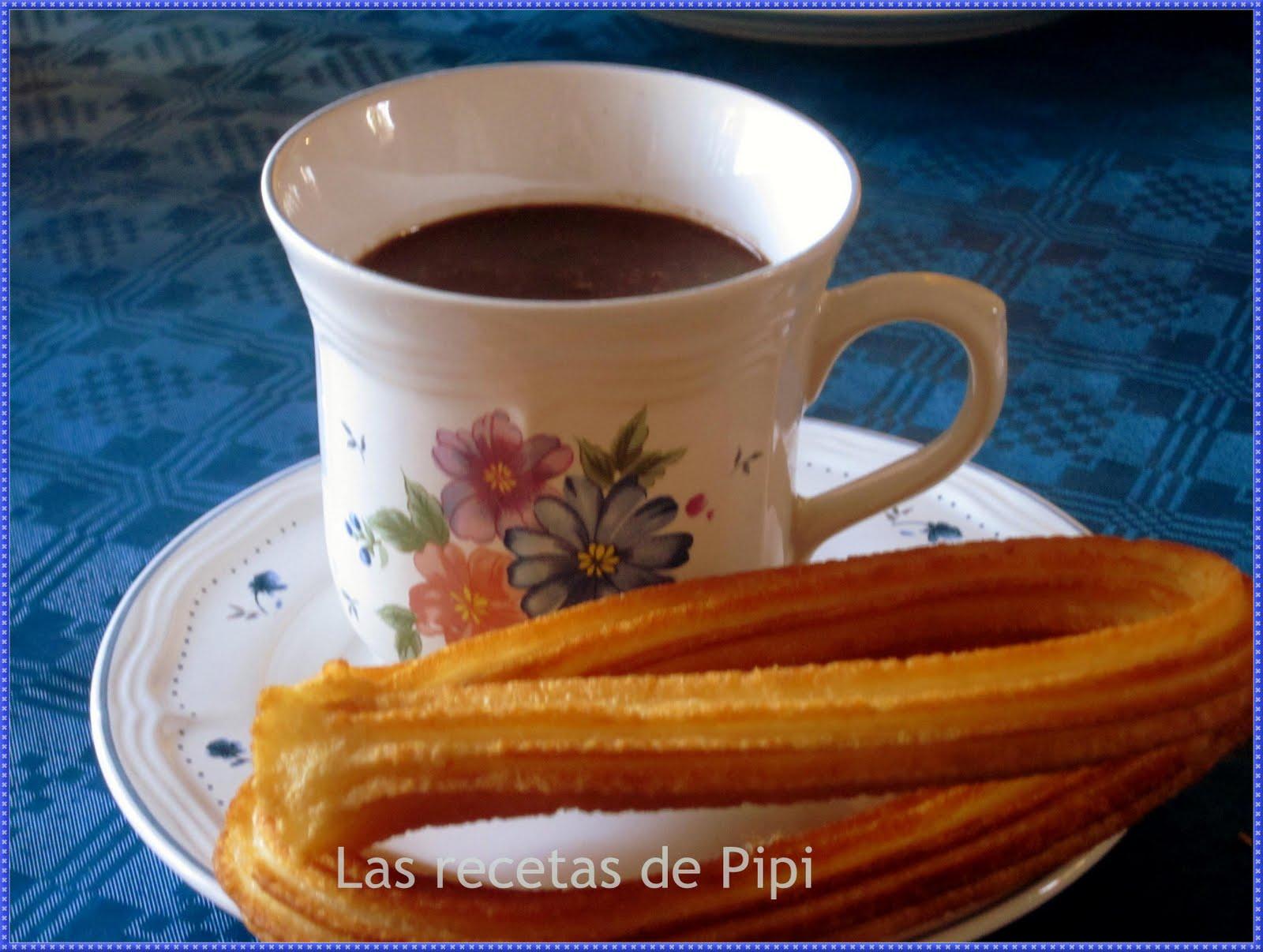 Chocolate a la taza thermomix utilizando thermomix for Cocina thermomix facil