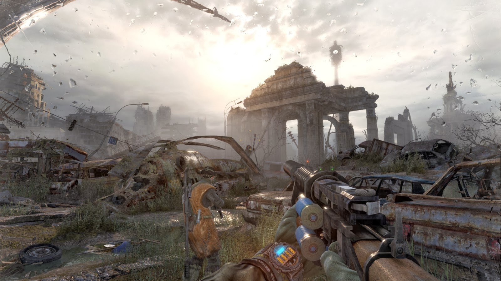 Metro Last Light Reloaded PC Game Download