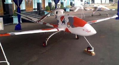 Pesawat Buatan Indonesia