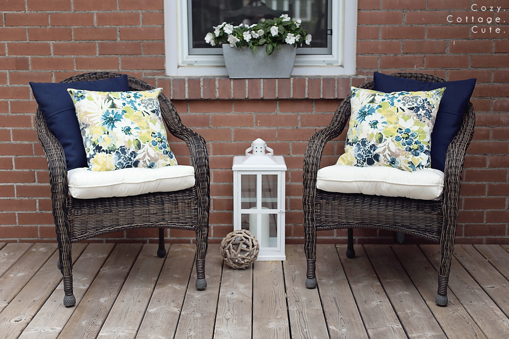 Diy Outdoor Furniture Cushions Home Design 2017