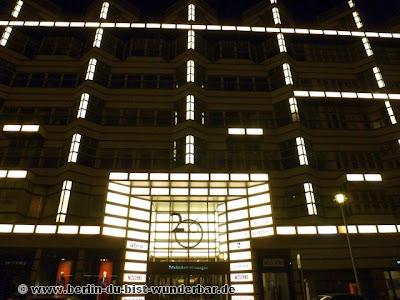 fetival of lights, berlin, illumination, 2012, Friedrichstadt Passagen