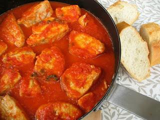 Tomatada de Pescado