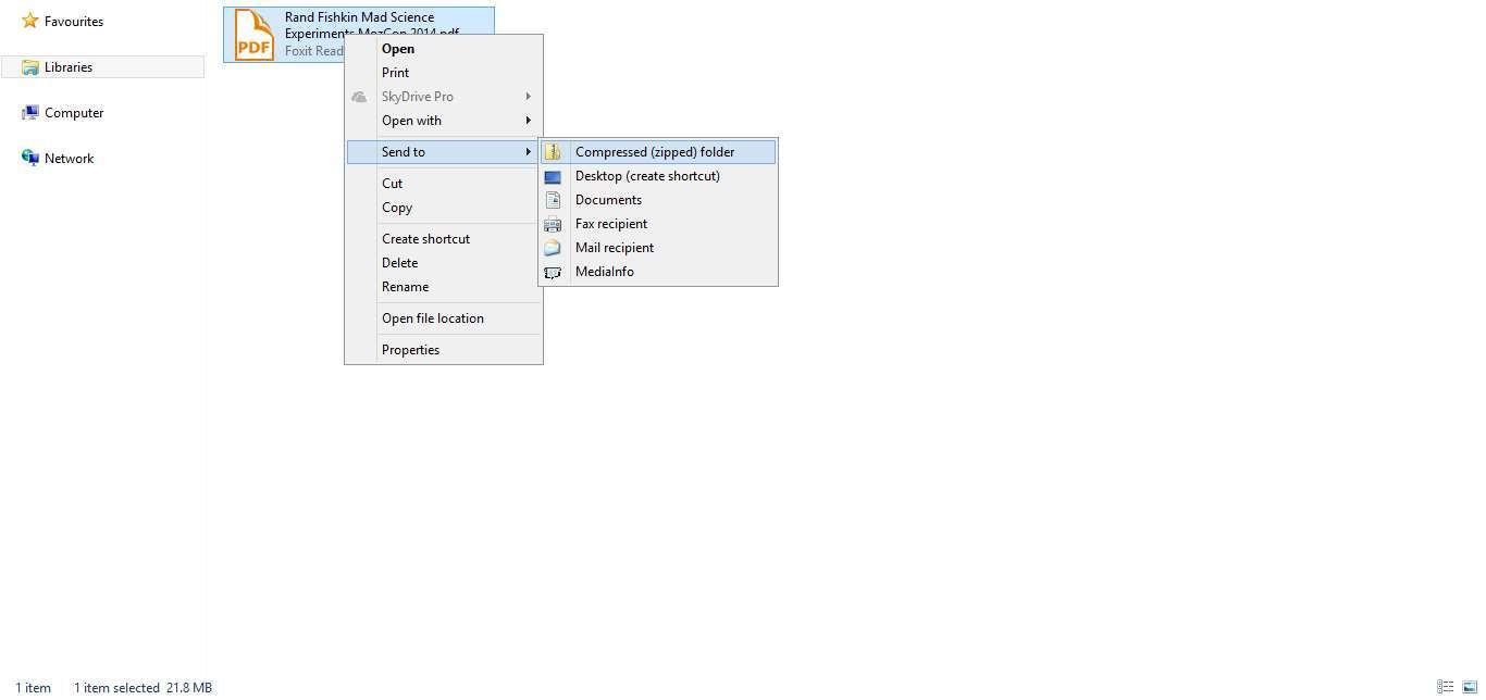 Cara Memperkecil Ukuran File PDF dengan Software 2
