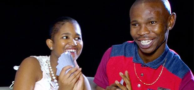 Ntombi and sethu wedding
