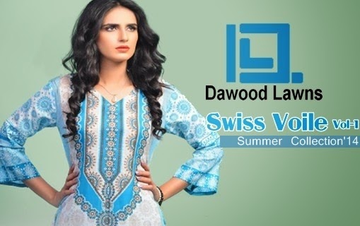 Dawood Swiss Voile 2014
