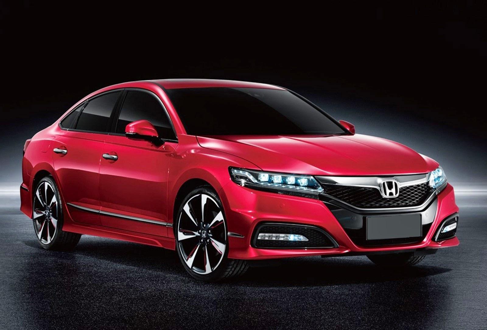 New Honda Spirior Concept | Car Reviews | New Car Pictures for 2018, 2019