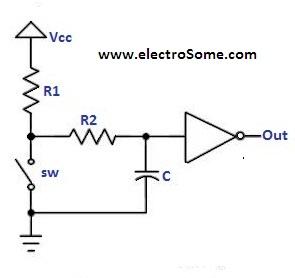 switch debouncing resolve