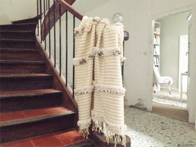 tapis handira vintage ©lovmint