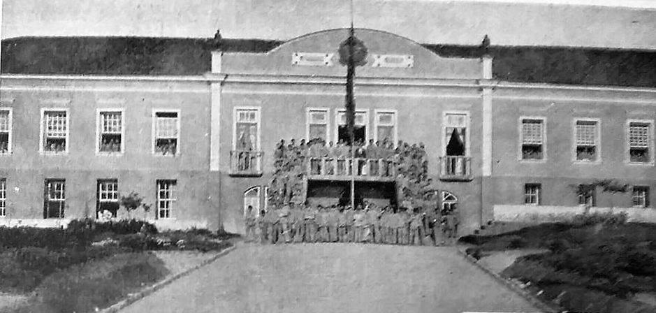 Colégio Militar 1923 - Barbacena MG