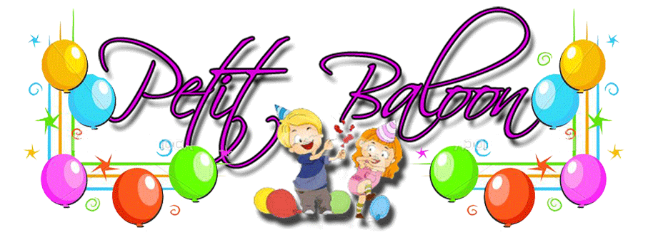 Petitbaloon - decorações para festas