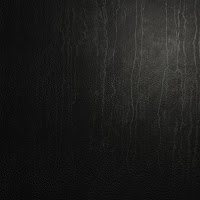 Black Leather iPad and iPad 2 Wallpapers