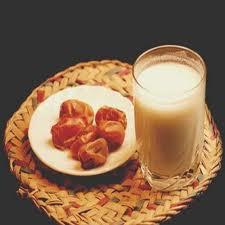 ريجيم التمر والحليب وفوائده