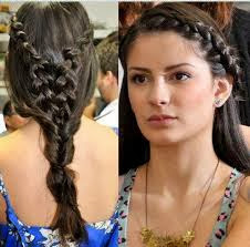 Braided Hairstyle,Trend for Women,hair style
