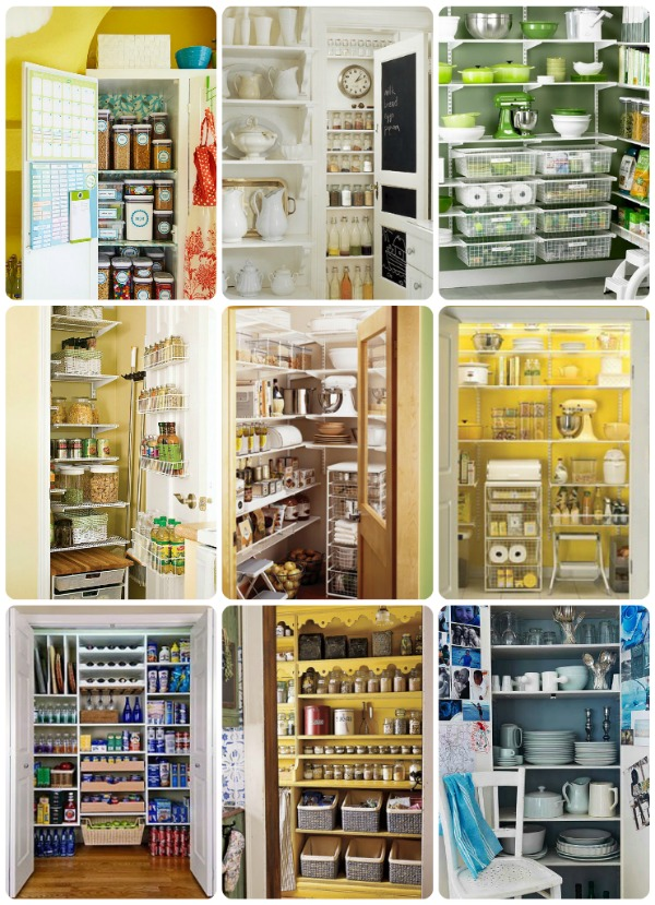 Never listless organization overhaul kitchen tips tricks for Kitchen organization ideas