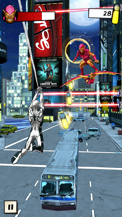 Mod Game Spider-Man Unlimited Apk [Unlimited Energy]