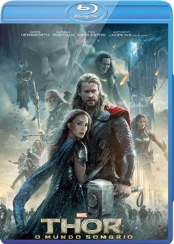 Download Thor 2 O Mundo Sombrio RMVB Dublado + AVI Dual Áudio BDRip + Bluray 720p, 3D e 1080p   Baixar Torrent