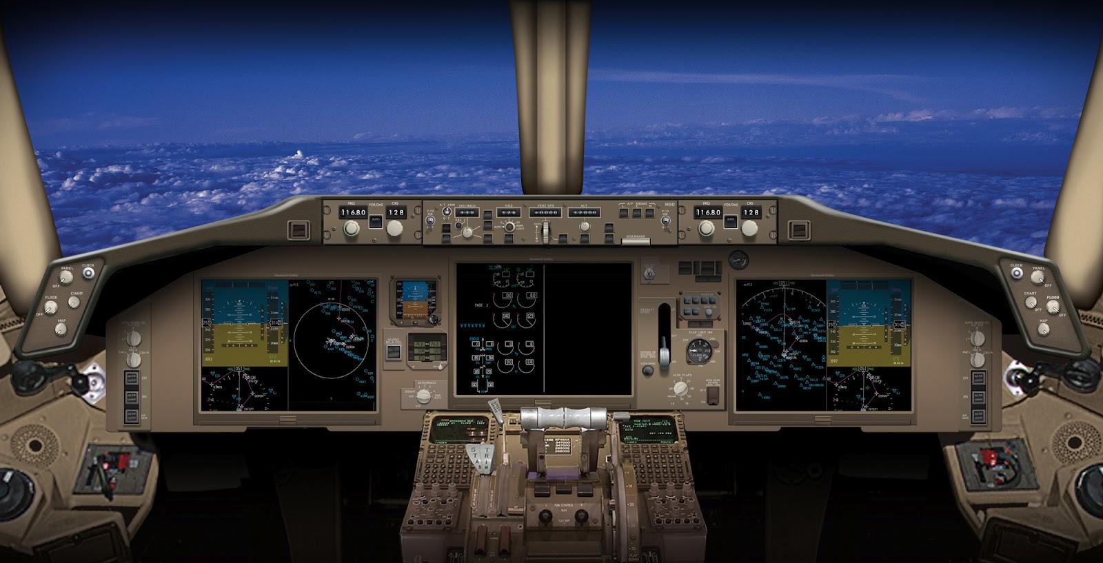 b 17 cockpit
