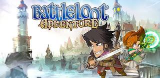 Battleloot Adventure v1.02 apk full Free download + CD Data