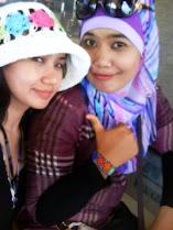 Kat LangKawi....with My Sis