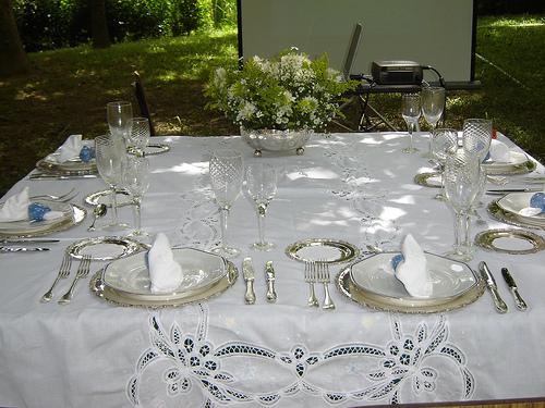 Etiqueta y protocolo de la mesa - Protocolo cubiertos mesa ...