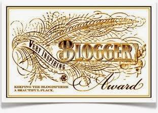 Blogger Award 2013
