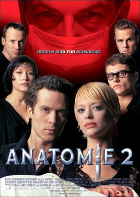 Ver pelicula Anatomie 2 (2003) &#8211; Castellano Online online