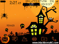 1 1110291454220 L Halloween 2011 Ani. blackberry themes (Free Trial)