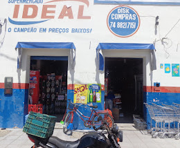Supermercado Ideal - Disk compras 98821-7151