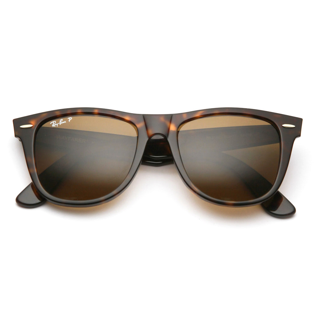 ray ban hustlers store ray ban wayfarer tortoise polarized rb2140 902 57. Black Bedroom Furniture Sets. Home Design Ideas