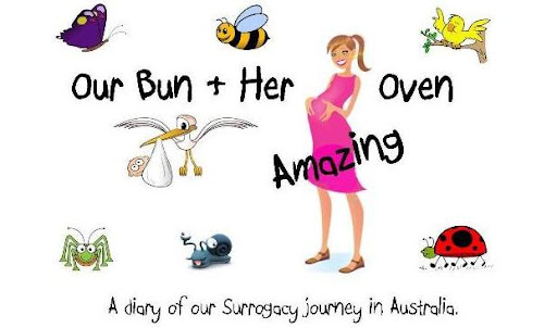 Our Bun & Her Amazing Oven...