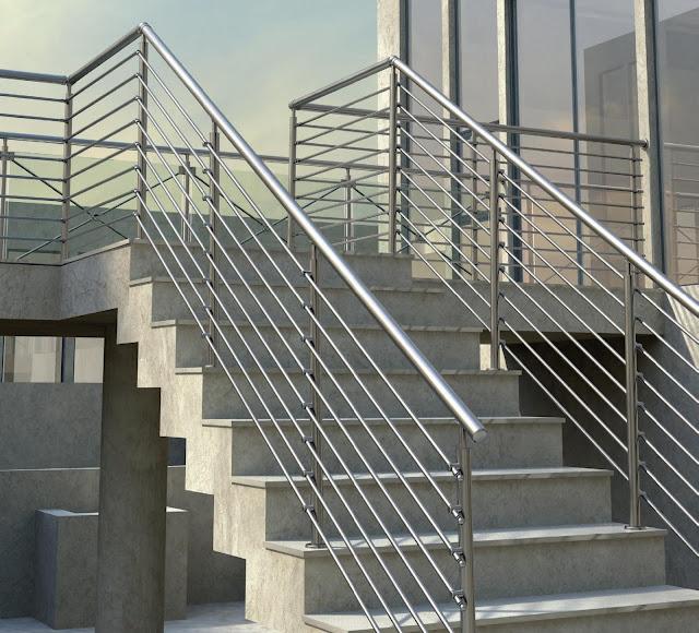 Aluminio y pvc en aranjuez y alrededores alumifrank - Barandilla de aluminio ...