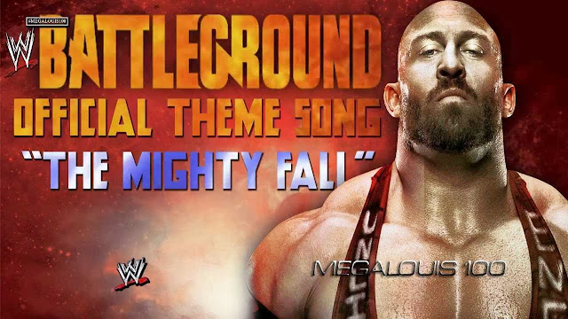 WWE Battleground 2013 Theme Song - ''The Mighty Fall'' (Official Theme Song)